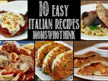 Easy Italian Dinner Recipes