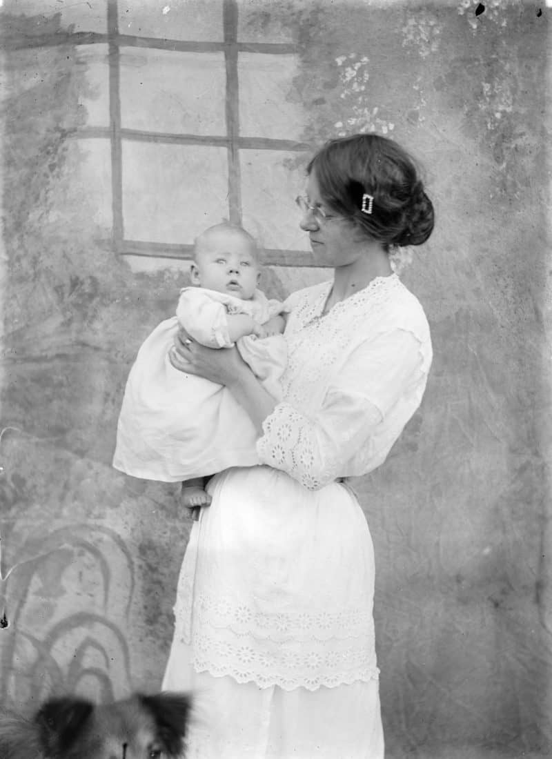1890 baby picture
