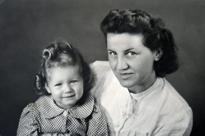 1940s kids