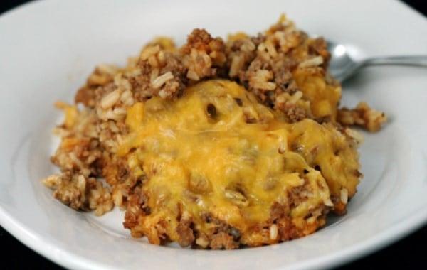 20-Minute-Cheeseburger-Rice-1