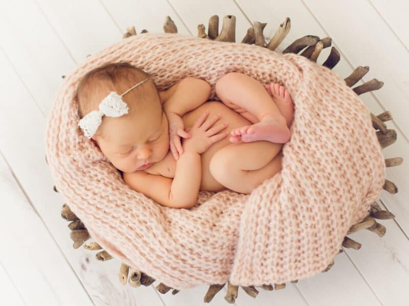 Most Popular Baby Names in 2007