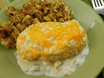 30-minute-meals-skillet-chicken-stuffing