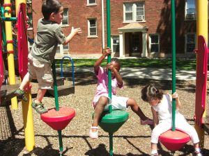 New Rules for Playing Outside