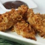 4-7 Ingredient Chicken Crispy Onion Barbecue Chicken Fingers