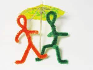 Easy pipe cleaner crafts