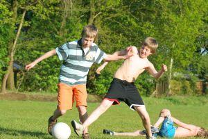 Is Your Child Too Competitive