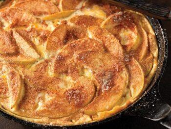 Baked Pancake Recipe