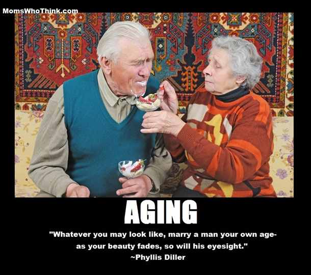 AGING QUOTE