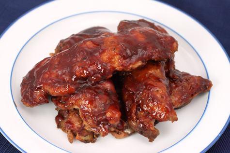 Barbecue Pork Riblets