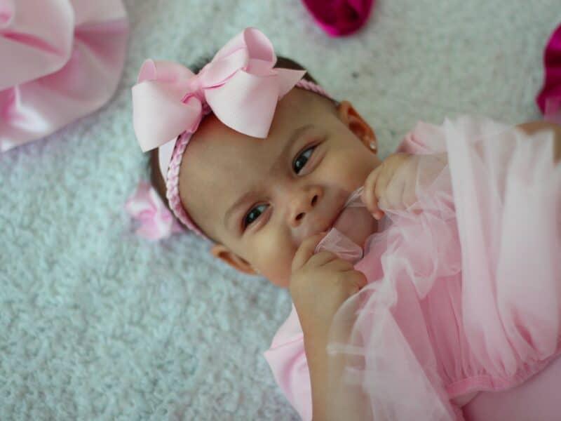 Baby Girl Names U