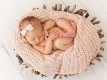 Baby Girl Names W