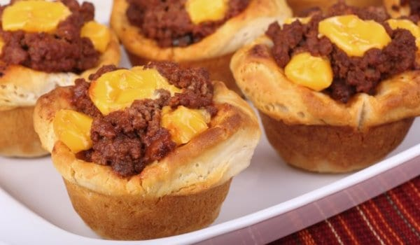Easy Dinner Barbecue Beef Cups
