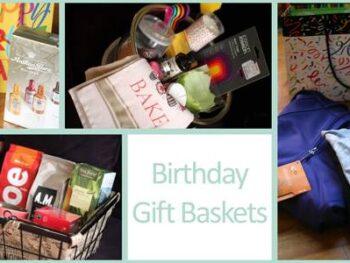 Birthday Gift Baskets