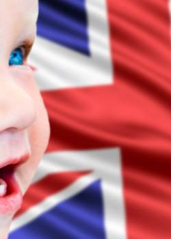 Popular Baby Boy Names in Britain