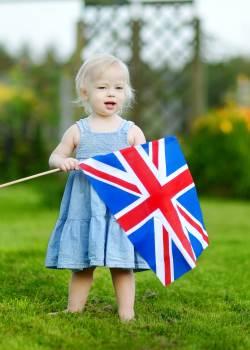 Popular Baby Girl Names in Britain