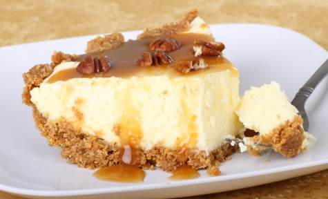 Caramel praline cheesecake recipes