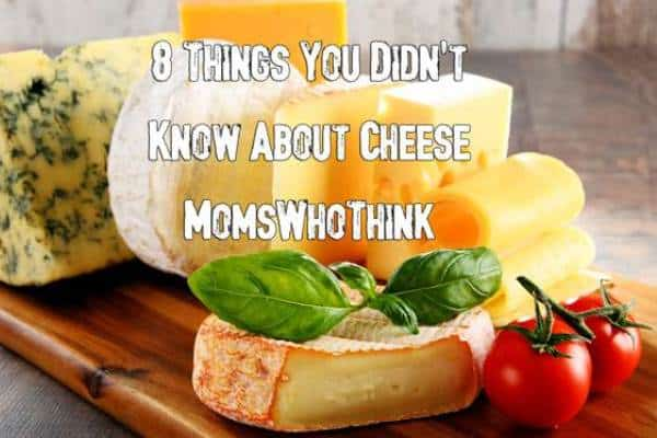 8 Fun Facts About Cheese