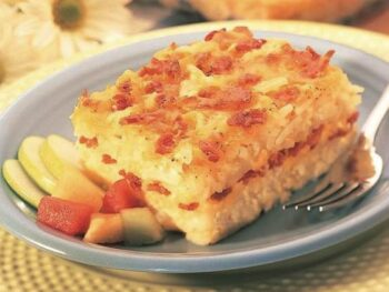 Bacon and Cheesy Potatoes