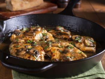 Chicken Marsala Recipe