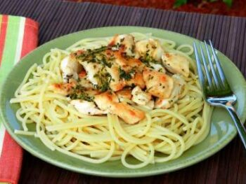 Chicken-Scampi