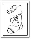 Christmas Coloring Pages 29
