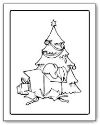 Christmas Coloring Pages 32