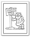 Christmas Coloring Pages 47