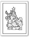 Christmas Coloring Pages 54