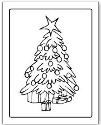 Christmas Coloring Pages 6
