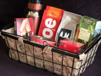 Homemade Gift Baskets