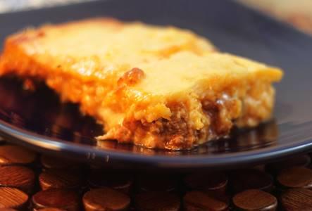 Cornbread Salsa Bake