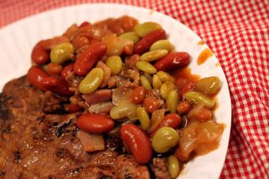 Country Bean Casserole