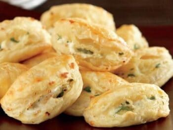Creamy Chicken Stuffed Pastry