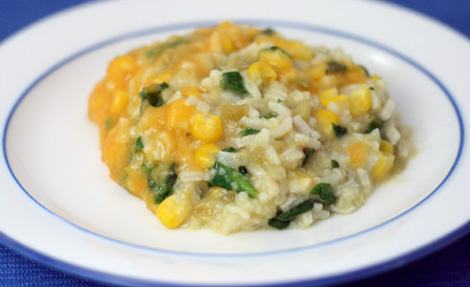 Crockpot-Rice-Corn--Spinach-Caserole-2