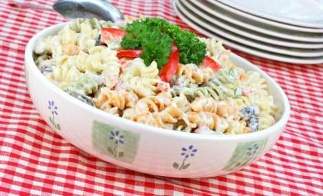 Dijon-Pasta-Salad