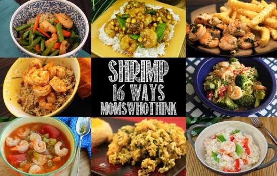 Shrimp Dinner Ideas