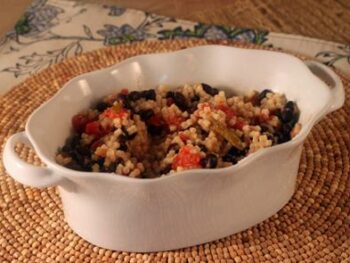 Ditalini_Pasta_with_Black_Beans_Tomatoes_and_Cheese