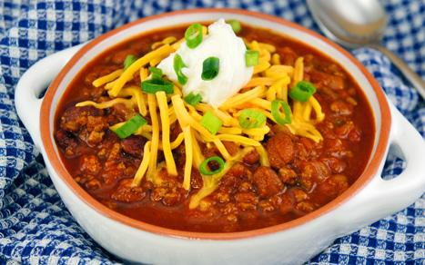 Easy Crock Pot Chili H2