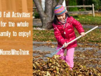 8 Fall Family Activities