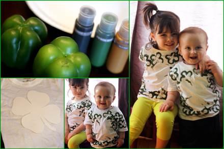 Four Leaf Clover Shirts