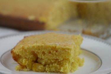 Fresh Corn Bread
