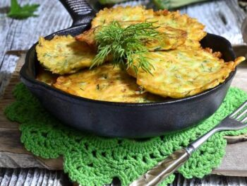 Fall Fried Green Tomatoes