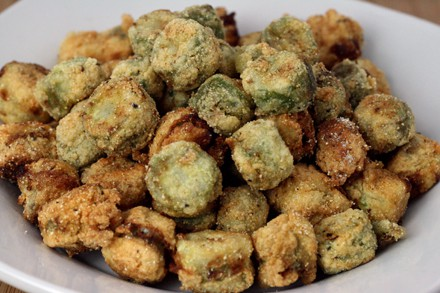 Moms Who Think Fried Okra Recipe
