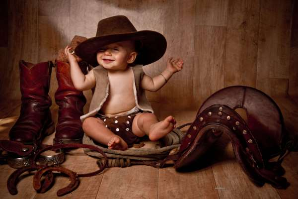 Future Cowgirls and Cowboys