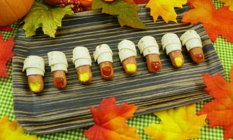 Halloween Monster Toes Recipe