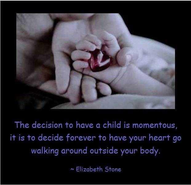Having Children Quote