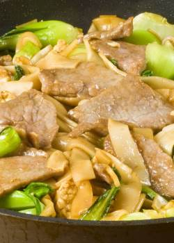 Healthy Stir Fried Beef