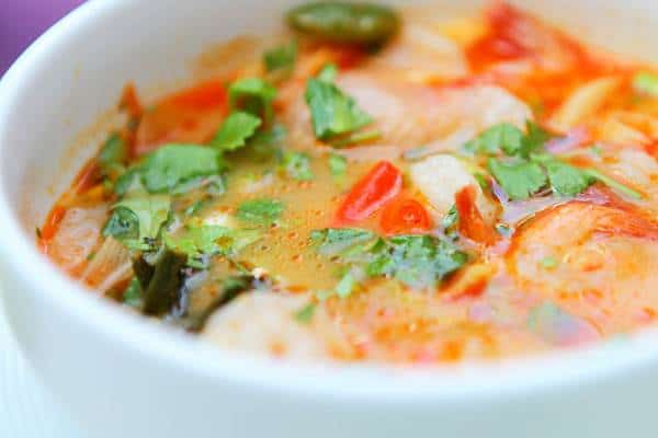 Healthy Cannery Row Soup Recipe