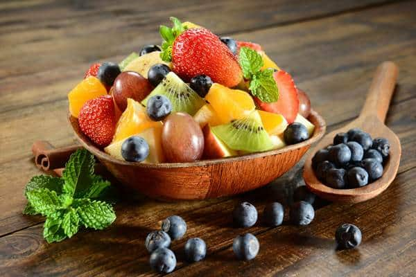 Healthy Rainbow Fruit Salad Recipe
