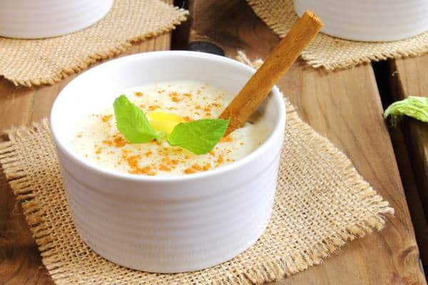 Healthy Rice Pudding Recipe